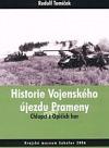 Historie Vojenského újezdu Prameny obálka knihy