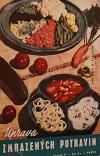 Úprava zmrazených potravin
