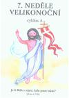 7. nedělě velikonoční: cyklus A
