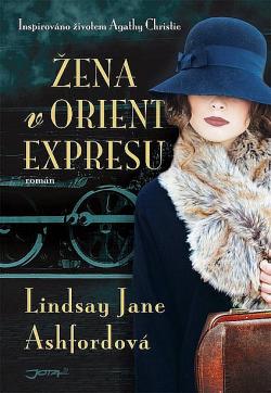 Žena v Orient expresu obálka knihy