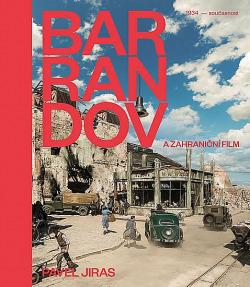 Barrandov a zahraniční film obálka knihy
