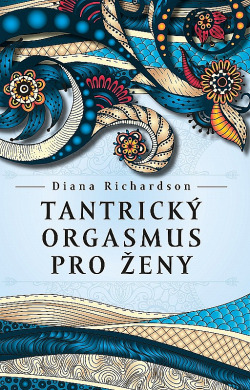 Tantrický orgasmus pro ženy obálka knihy