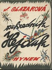 Zahradník Hejduk obálka knihy