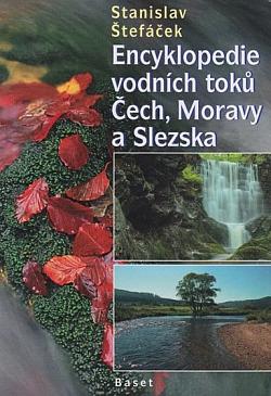 Encyklopedie vodních toků Čech, Moravy a Slezska obálka knihy