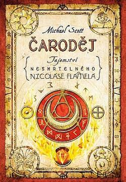 Čaroděj obálka knihy