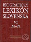 Biografický lexikón Slovenska VI