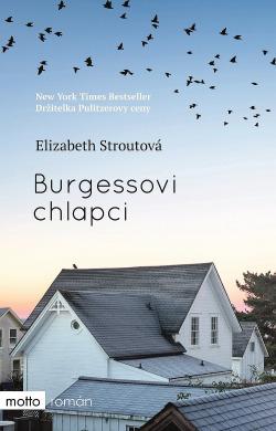Burgessovi chlapci obálka knihy
