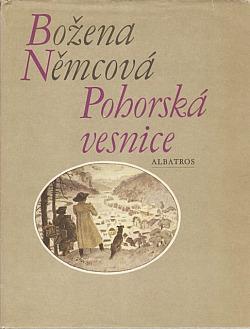 Pohorská vesnice obálka knihy