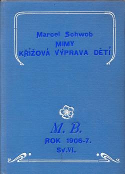 Mimy / Křížová výprava dětí obálka knihy