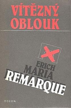 Vítězný oblouk obálka knihy