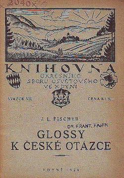 Glossy k české otázce