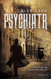 Psychiatr obálka knihy