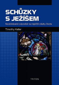Schůzky s Ježíšem obálka knihy
