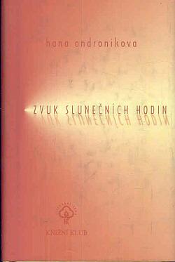 Zvuk slunečních hodin obálka knihy