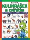 Kulihrášek a zvířátka - zábavné úkoly pro  nejmenší