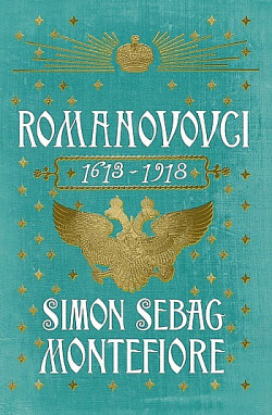 Romanovovci (1613-1918) obálka knihy