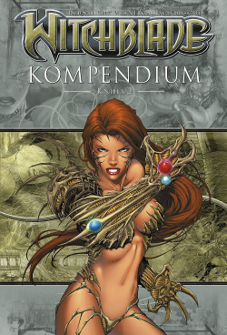 Witchblade Kompendium: Kniha 2 obálka knihy