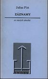 Záznamy (ze starých deníků)