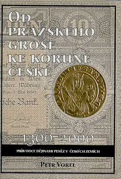 Od pražského groše ke koruně české obálka knihy