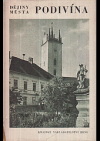 Dějiny města Podivína
