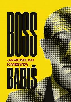 Boss Babiš obálka knihy