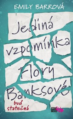Jediná vzpomínka Flory Banksové obálka knihy