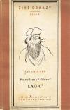 Staročínský filosof Lao-c´