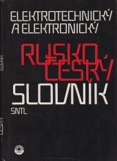 Rusko-český elektrotechnický a elektronický slovník