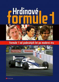Hrdinové Formule 1 - Graham Hill, Jody Scheckter, Nelson Piquet