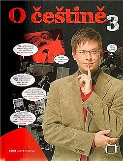 O češtině 3 obálka knihy