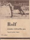 Rolf: román cvičeného psa