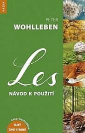 Les - Návod k použití obálka knihy