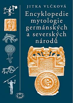 Encyklopedie mytologie germánských a severských národů obálka knihy
