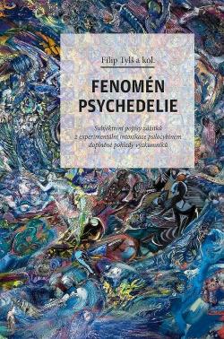 Fenomén psychedelie obálka knihy