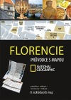 Florencie - průvodce s mapou National Geographic