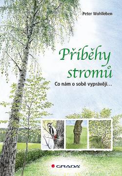 Příběhy stromů obálka knihy