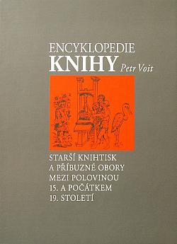 Encyklopedie knihy obálka knihy