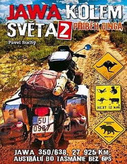 Jawa kolem světa 2: Příběh Dinga obálka knihy