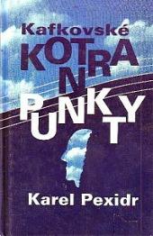 Kafkovské kontrapunkty obálka knihy