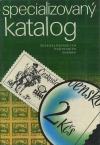 Specializovaný katalog československých poštovných známek