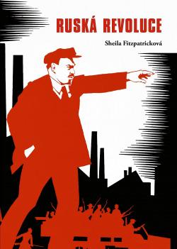 Ruská revoluce obálka knihy