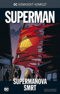 Superman: Supermanova smrt obálka knihy