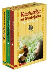Kuchařka ze Svatojánu - box (3 knihy)