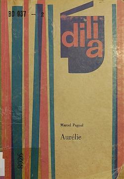 Aurélie obálka knihy