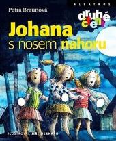 Johana s nosem nahoru Obálka knihy