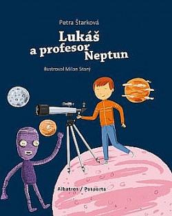 Lukáš a profesor Neptun obálka knihy