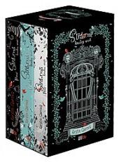 Stříbrné knihy snů 1-3 (box) obálka knihy