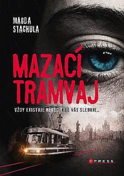 Mazací tramvaj obálka knihy
