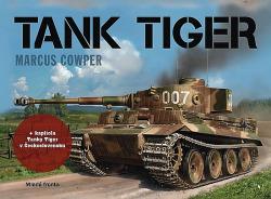 Tank Tiger obálka knihy