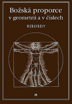 Božská proporce v geometrii a v číslech obálka knihy